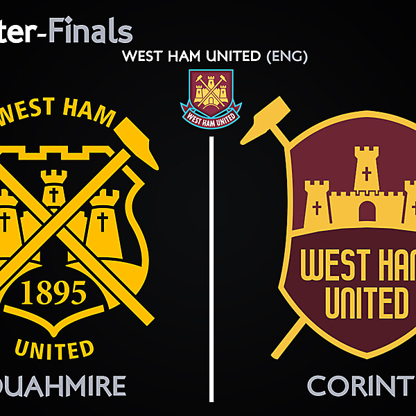 QuarterFinals - Quahmire vs Corinth