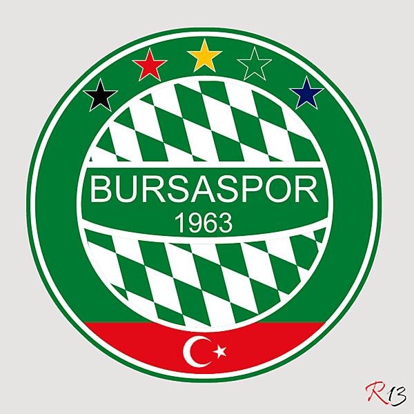 Bursaspor - Redesign