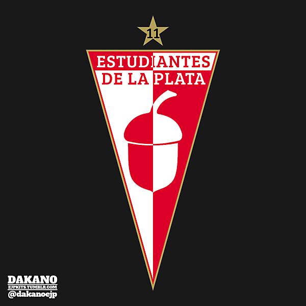 Estudiantes de La Plata Crest