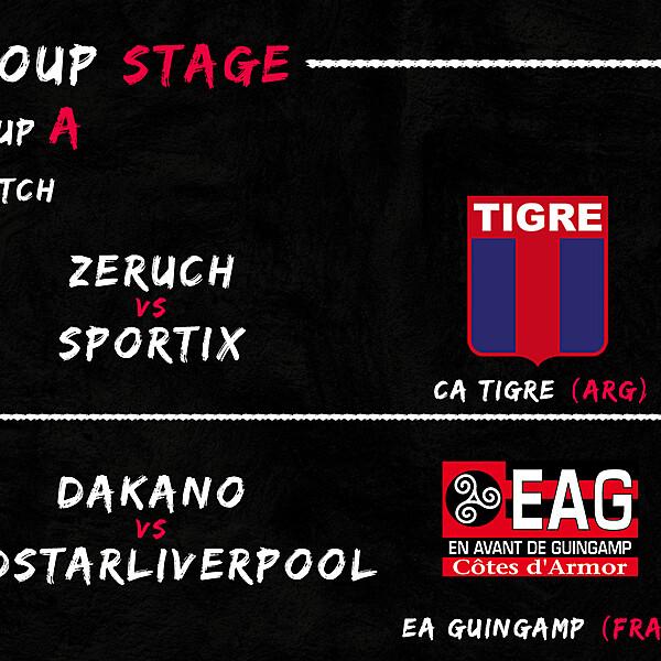Group A - 2° Match
