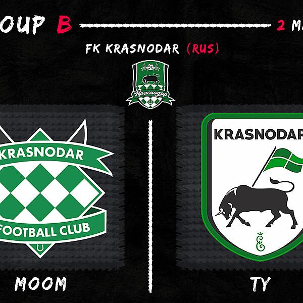 Group B - Moom vs Ty