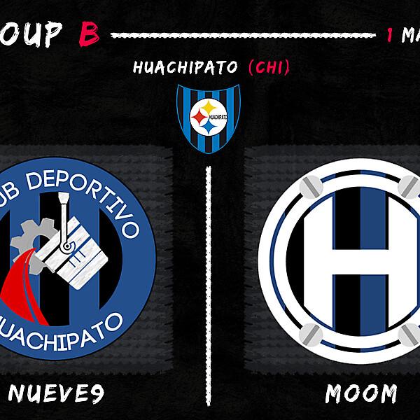 Group B - Nueve9 vs Moom