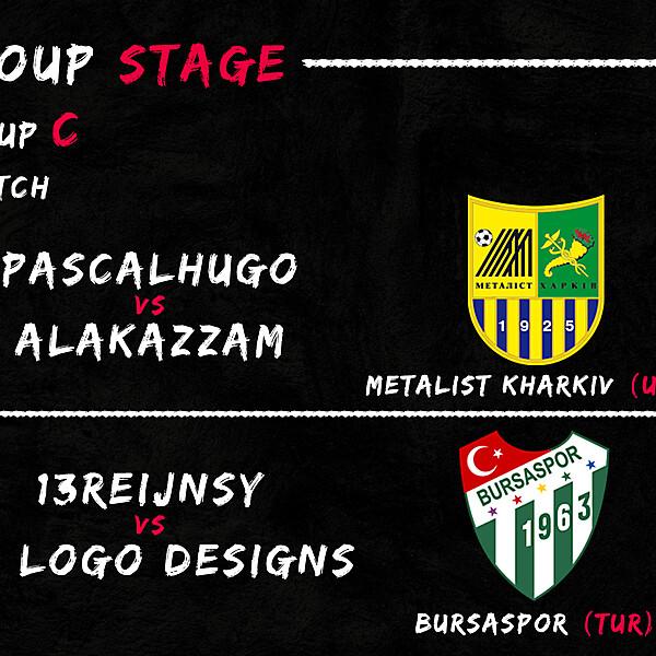 Group C - 1° Match