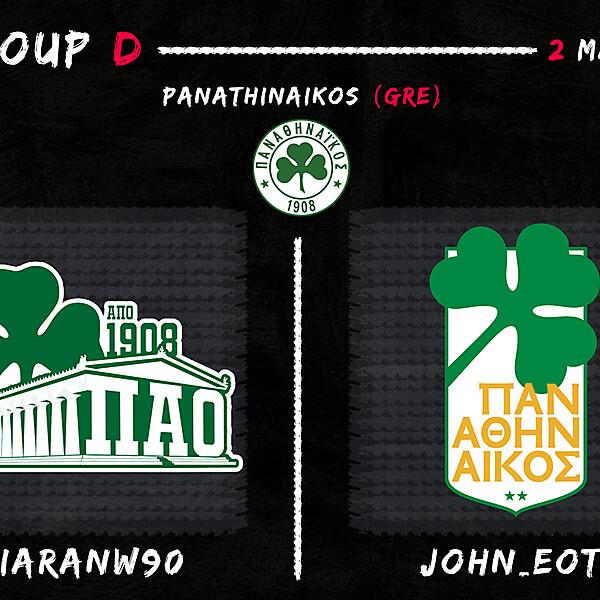 Group D - CiaranW90 vs John_Eoti