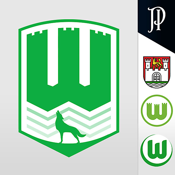 VfL Wolfsburg - Logo Rebrand