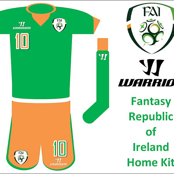 Warrior - RoI Home Kit
