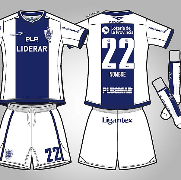 Club de Gimnasia y Esgrima La Plata - Home