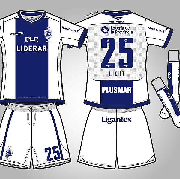 Club de Gimnasia y Esgrima La Plata - Home 2