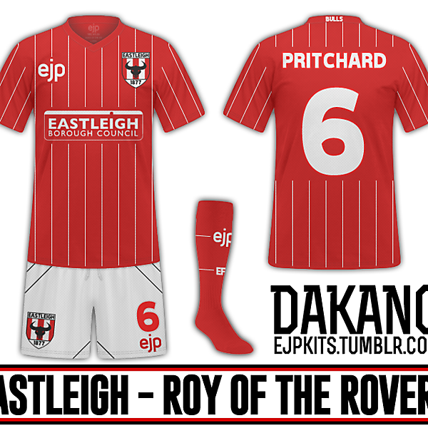 Eastleigh (Roy of the Rovers) Home