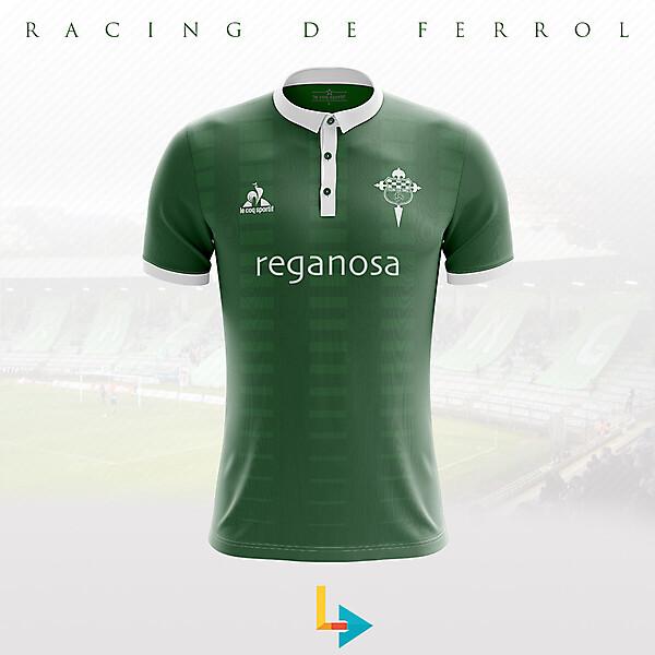 Racing de Ferrol - WEEKLY - Le Coq Sportif