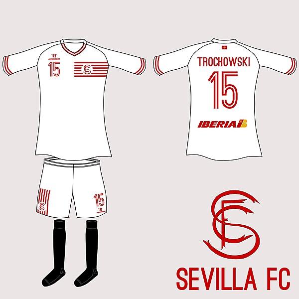 Sevilla Warrior Fantasy Home
