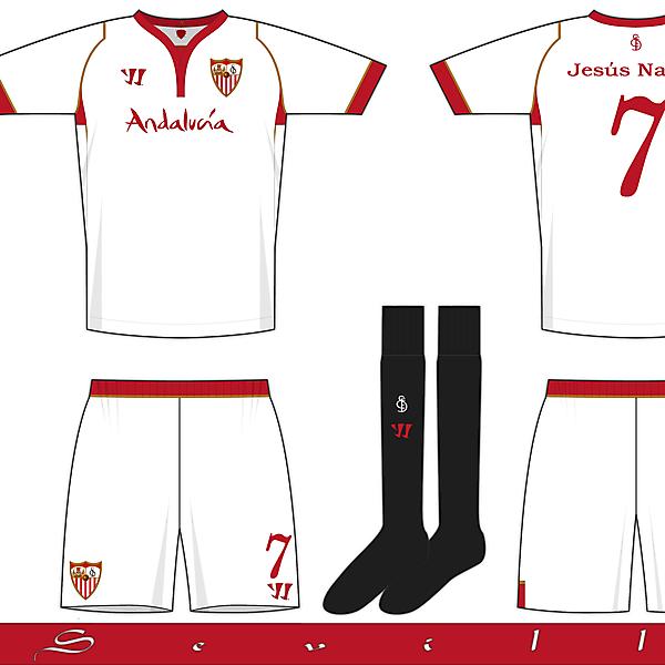 Sevilla 1st