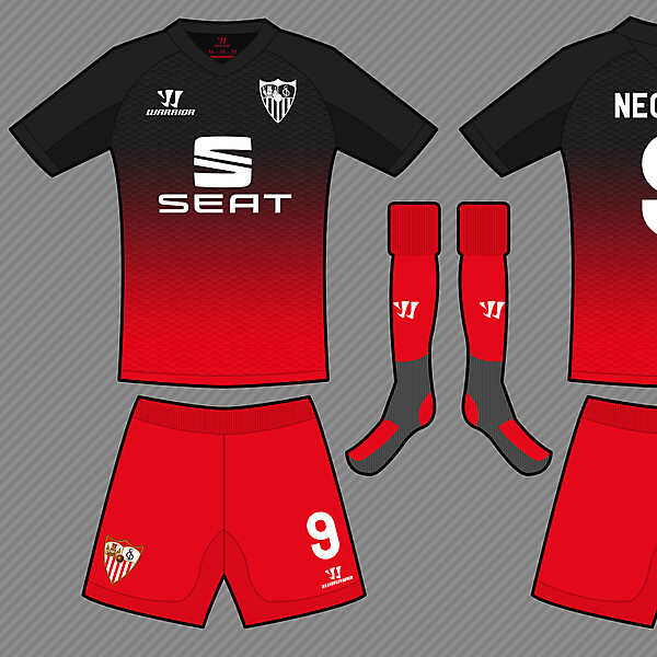 Sevilla Warrior Away Kit