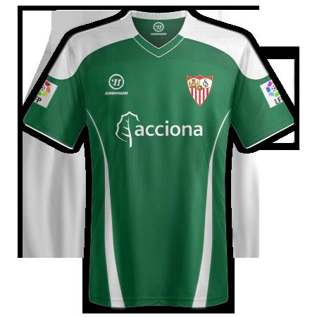 Sevilla Away kit