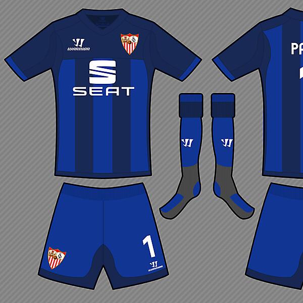 Sevilla Warrior GK Kit