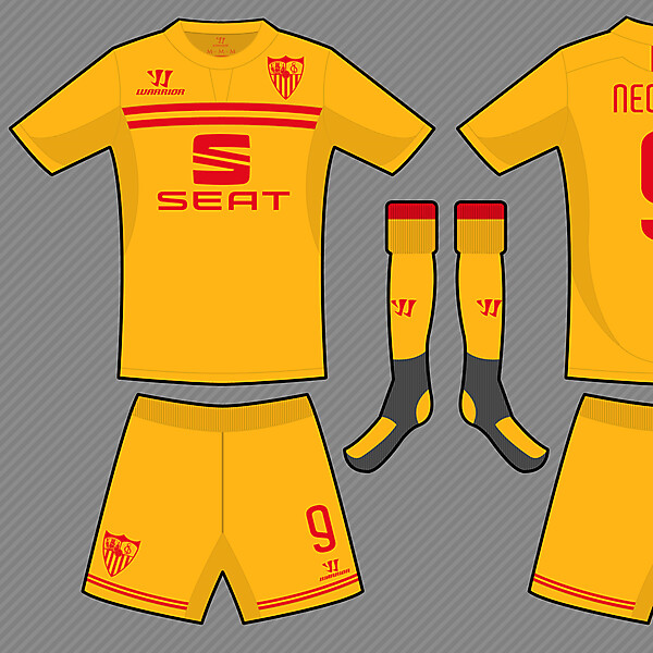Sevilla Warrior Third Kit