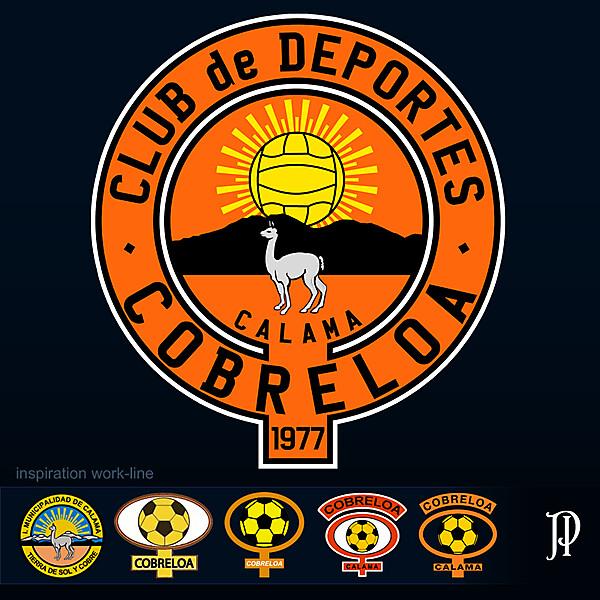 Club de Deportes Cobreloa - Logo Rebrand