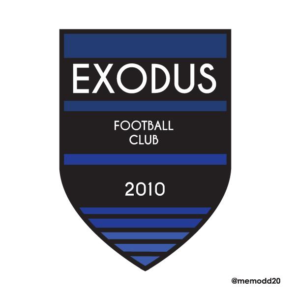 Exodus Logo Redesign