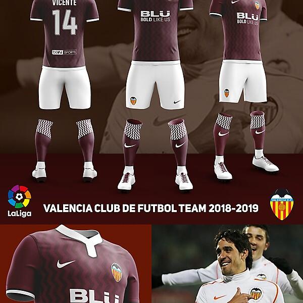 Alternative Fantasy kit Valencia CF ver 6
