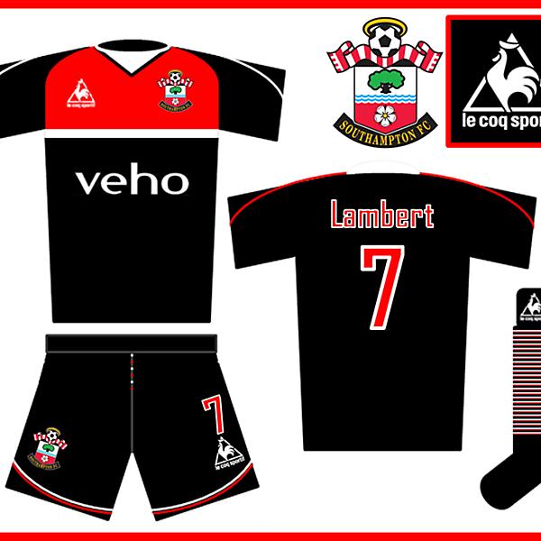 Le Coq Sportif - Southampton Third Kit