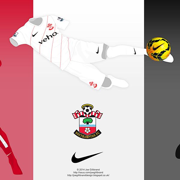 Southampton FC - Nike