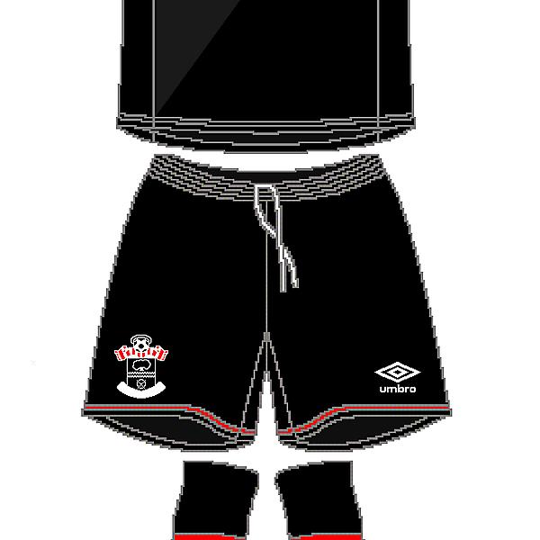 Southampton Umbro GK V.1