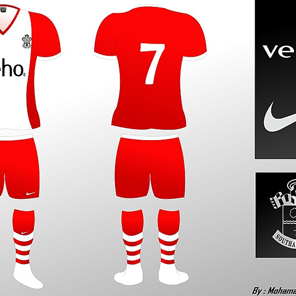 Southampton FC kit Competition (closed)