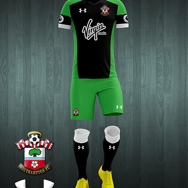 Southampton 2016-17 away kit concept