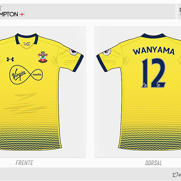 Southampton | away kit