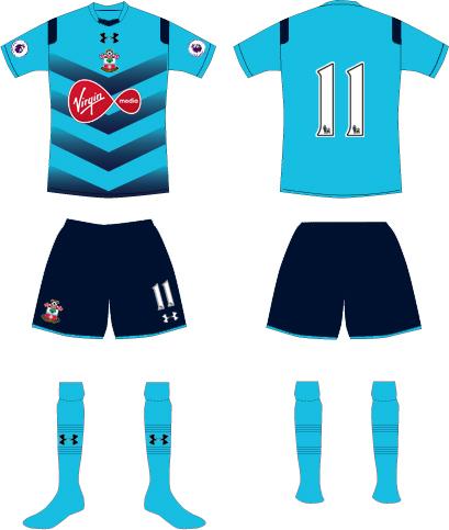 Southampton Away Concept