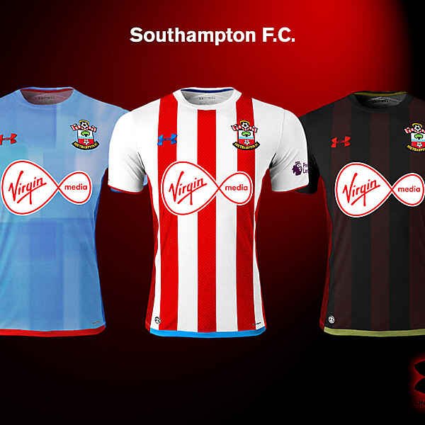 Southampton FC by Under Armour