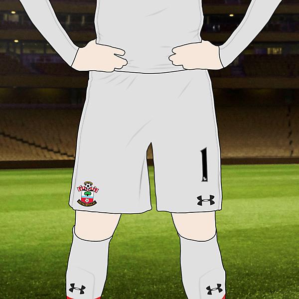 Southampton GK Kit