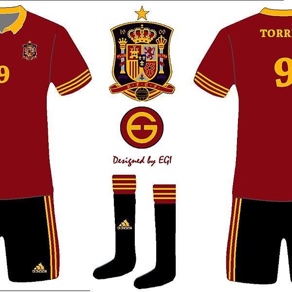 Spain 3rd Kit