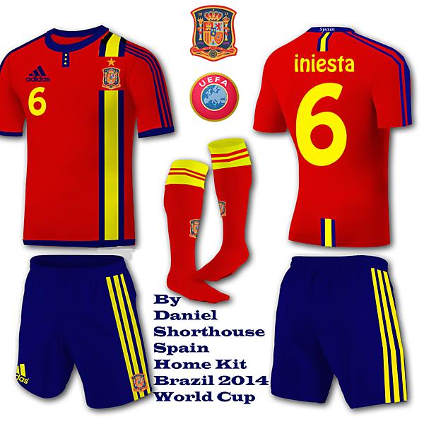 Spanish Home Kit