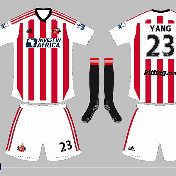 Sunderland adidas Kit Competition (closed)