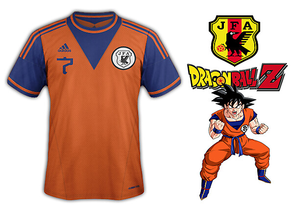 Japan - Dragon Ball Z