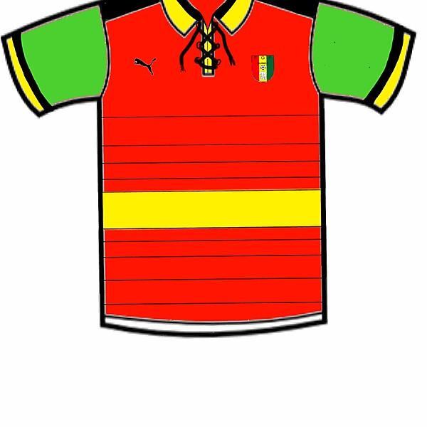 Guinea national \'Robin\' kit