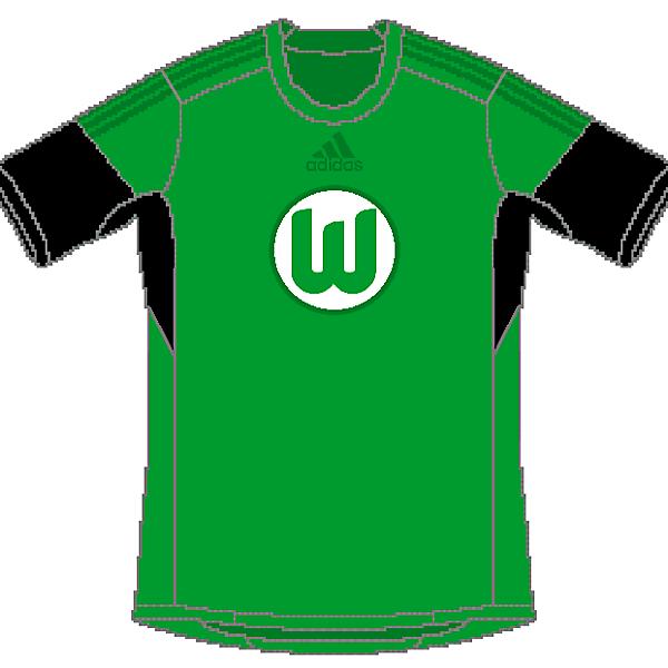 Wolfsburg - Green Lantern