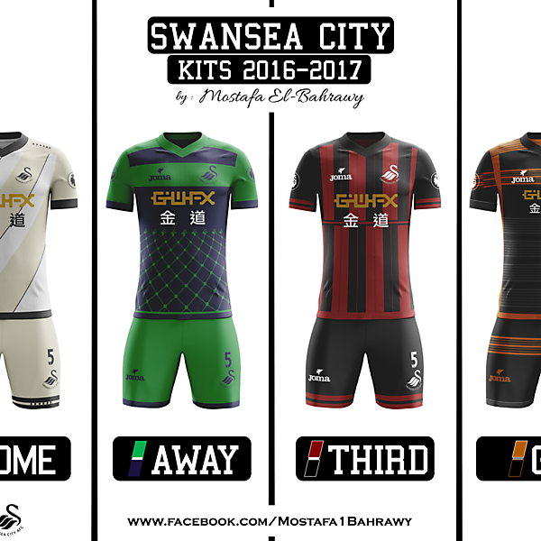 Swansea Joma Kits Competition (CLOSED)