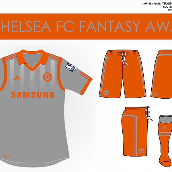 Chelsea adidas Away