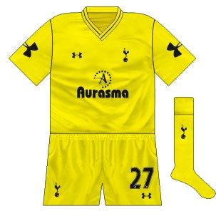 Spurs fourth kit