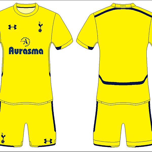 Tottenham Hotspur - Fourth Kit