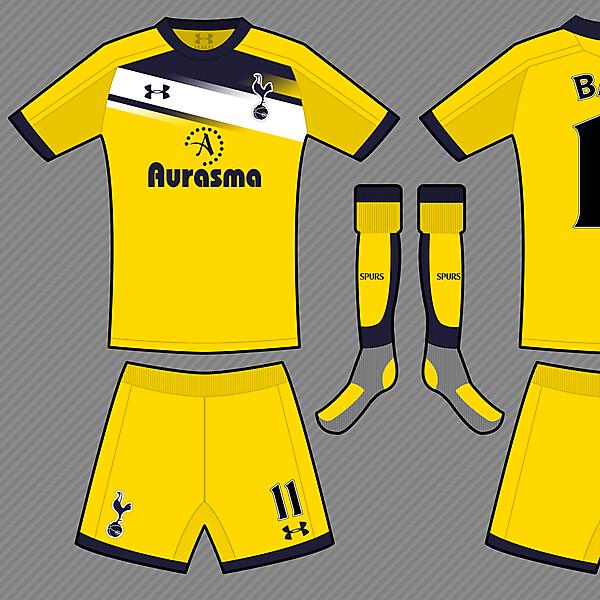 Tottenham 4th Kit