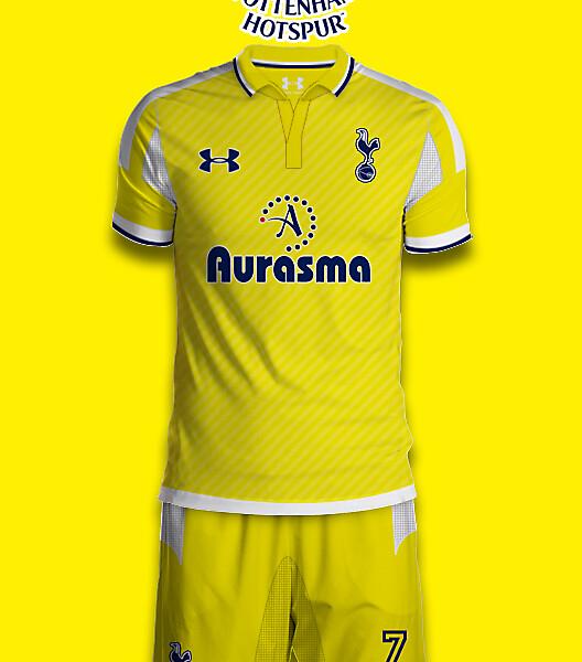 Tottenham Hotspur 4th Kit