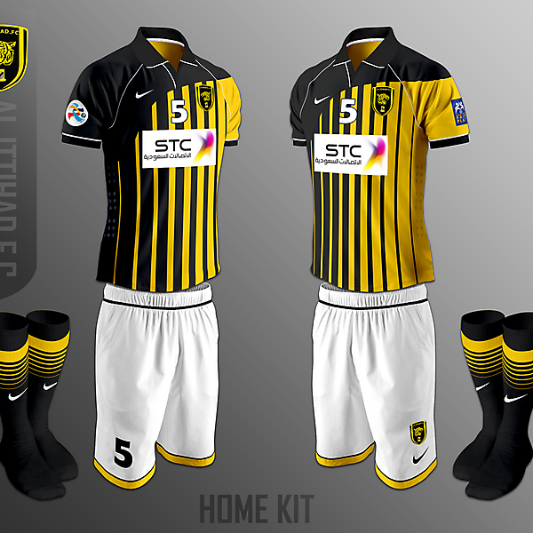Al ittihad FC for ACL competition