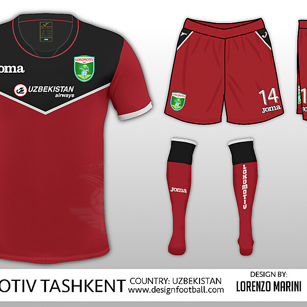[Round of 16] Lokomotiv Tashkent