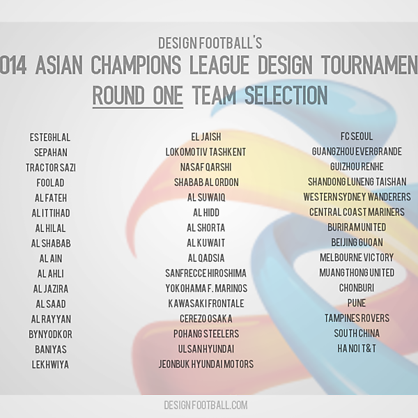 [ROUND OF 16] Team Selection