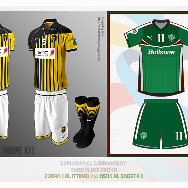 [VOTING] Al Ittiad FC vs Al Shorta