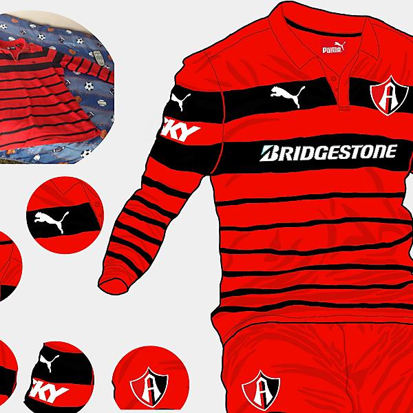 Atlas FC Third Kit
