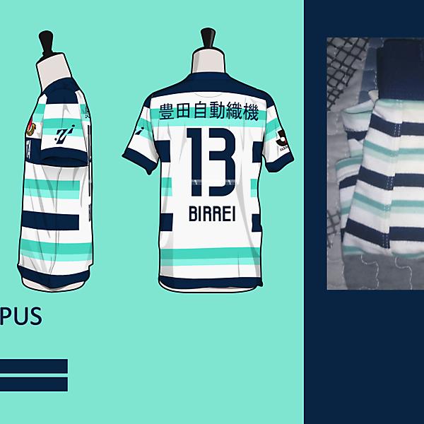 Nagoya Grampus Third Kit